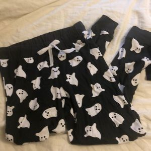 New Halloween Pajama Bottoms